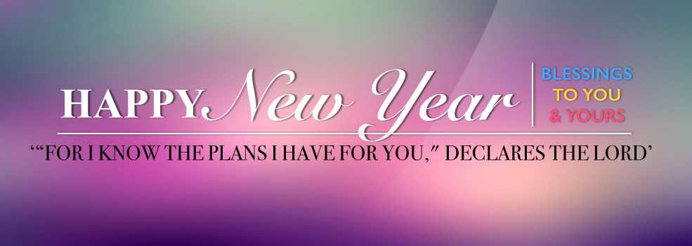 A Prayer for the New Year - Barboursville Church Of Christ